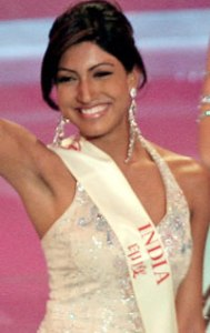 Miss India World Sindhura Gadde