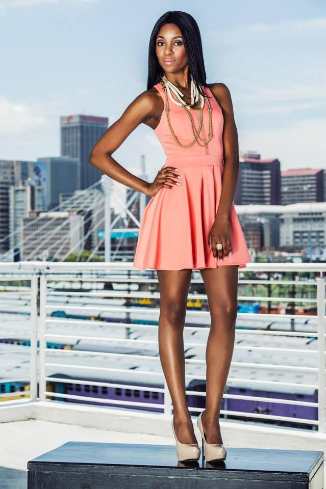 Miss Universe South Afirca 2015- Refilwe Fifi Mthimunye