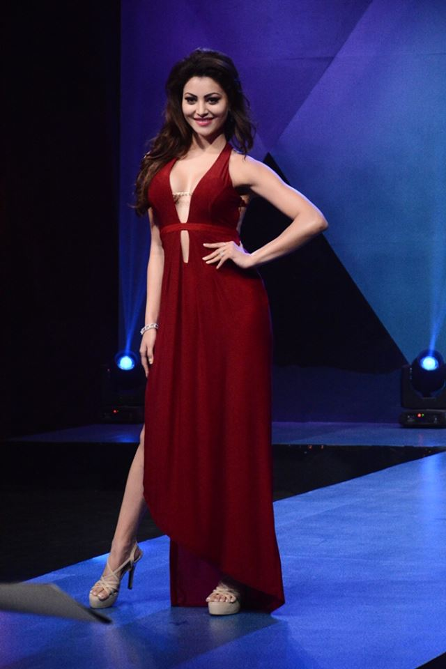 Urvashi Rautela is Miss Diva 2015