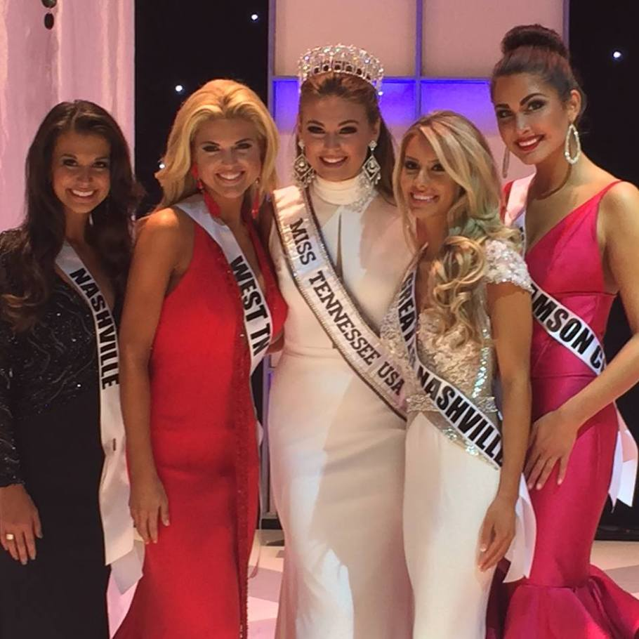 Miss Tennessee USA 2016 Top 5