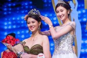Serena Pan is Miss Earth China 2015!