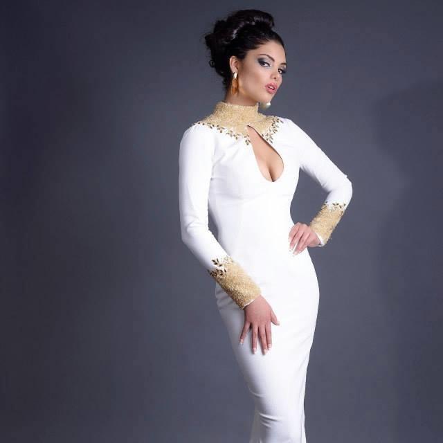 Natividad Leiva is Miss Earth Chile 2015