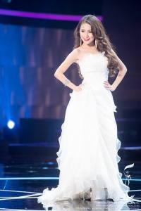 Miss Grand International 2015 Evening Gown Pics