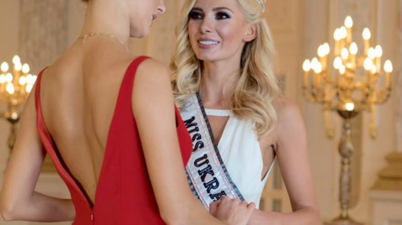 Anna Verhelska was crowned as Miss Universe Ukraine 2015 she will represent Ukraine at Miss Universe 2015