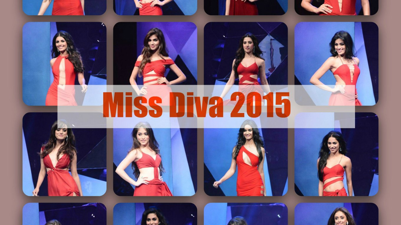 Urvashi Rautela is hot favorite for the crown of Miss Diva 2015