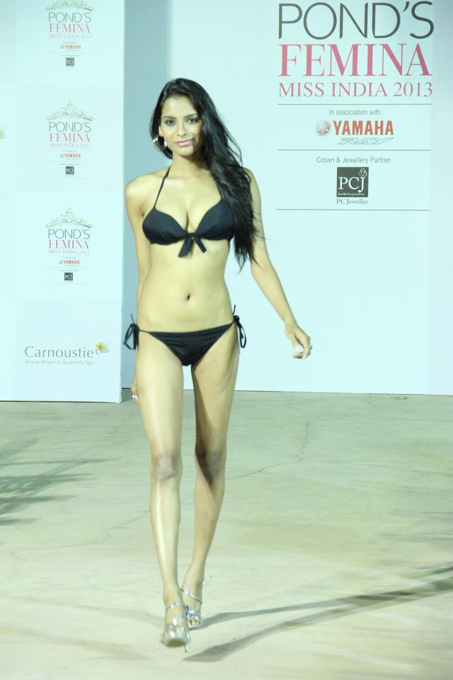 Supriya Aiman is Miss International India 2015