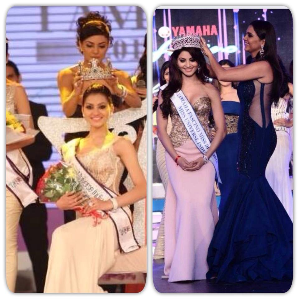 Why did Urvashi Rautela go unplaced at Miss Universe 2015