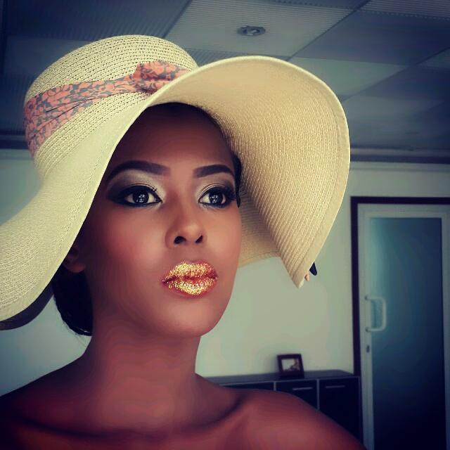 Lorraine Marriot will represent Tanzania at Miss Universe 2015