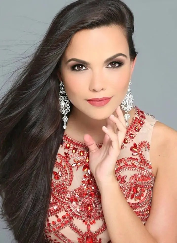 Tiffany Teixeira will represent Connecticut at Miss USA 2016