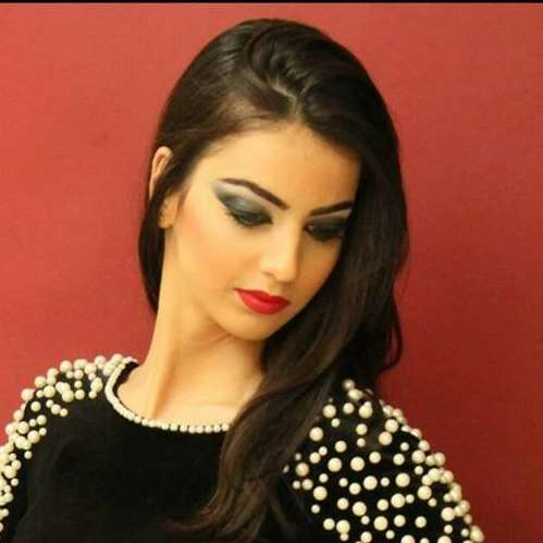 Walaa Issa Khair is Miss Earth Palestine 2015
