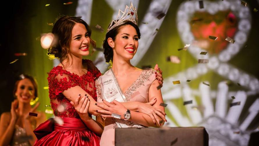 Lauriane Sallin is Miss Switzerland 2016