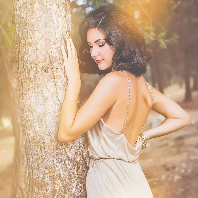 Lola Ortega Martinez is the newly crowned Miss Earth Spain 2015