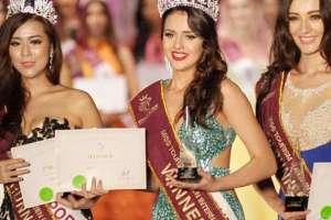 Nathalie Mogbelzada is Miss Tourism Queen international 2015
