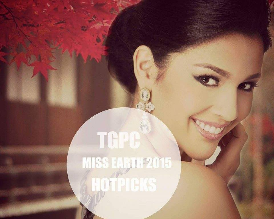 Miss Earth 2015 Hotpicks