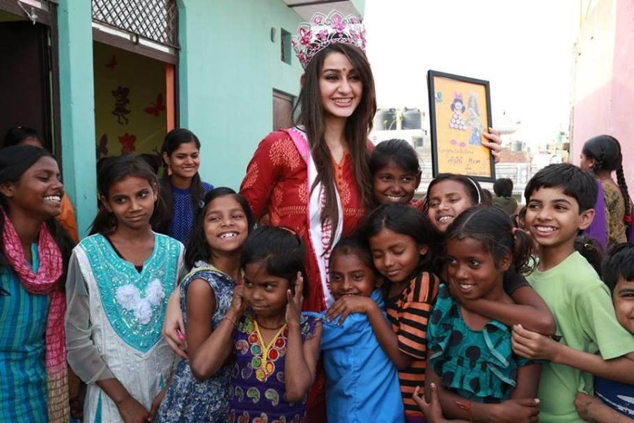 Why Aditi Arya might win Miss World 2015?