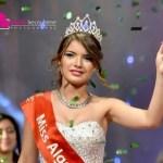 Rym Amari will represent Algeria at Miss World 2015
