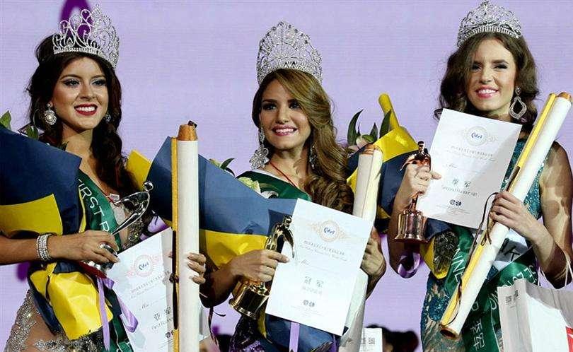 Melidsa Duarte from Venezuela wins Miss Bikini Universe 2015