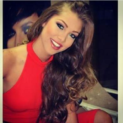 Daniela Harrera Avendano Miss Colombia 2015