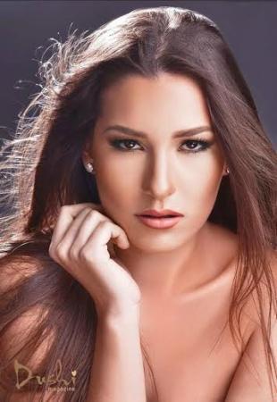 Alexandra Krijger will represent Curaçao at Miss World 2015