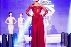 Imaj Ahmed Hassan is Miss Earth Egypt 2015
