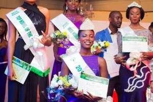 Silvia Commodore is Miss Earth Ghana 2015