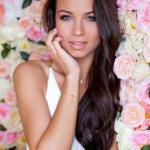 Daniella Kiss will represent Hungary at Miss World 2015