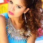 Stefanía Alemán will represent Nicaragua at Miss World 2015