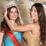 Maria Emilia Araujo is Miss Universo Portugal 2015