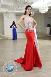 Miss Supranational 2015 Evening Gown