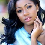 Jackiema Flemming will represent St Kitts & Nevis at Miss World 2015
