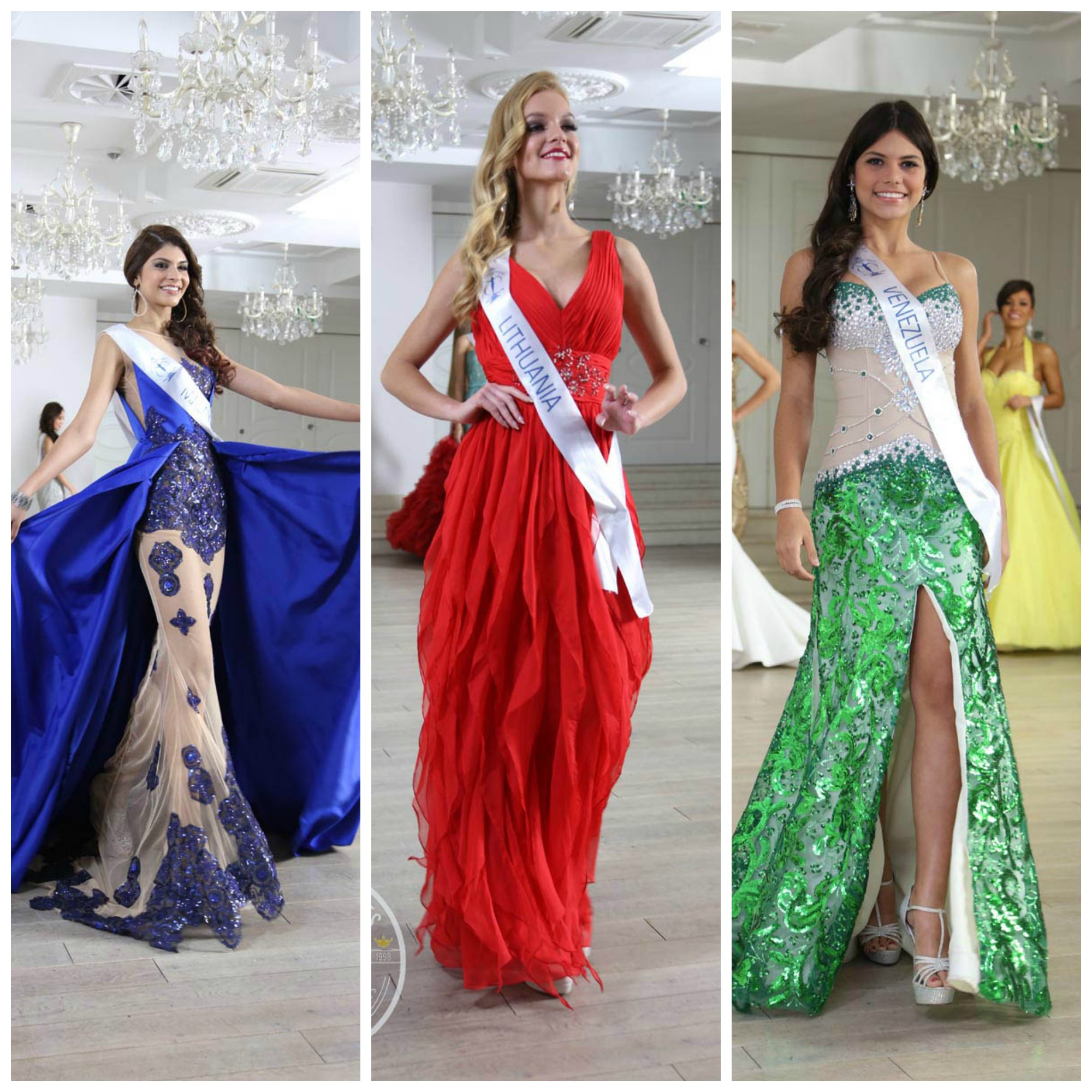Miss Supranational 2015 Evening Gown: Top 10 – The Great Pageant ...