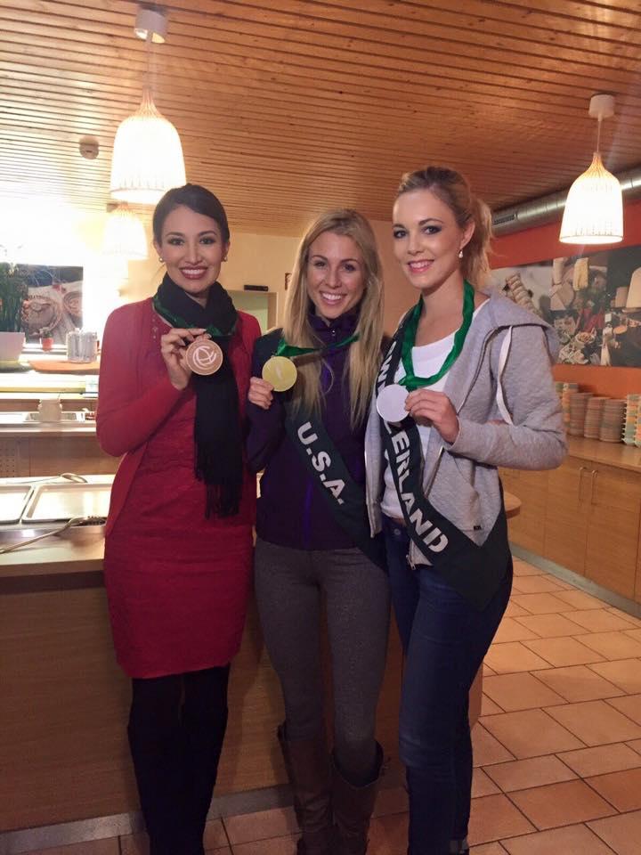 Miss Earth 2015 Charity Givers Award Winners