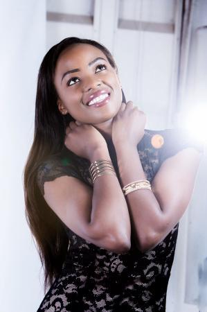 Annie Mutambu will represent Zimbabwe at Miss World 2015