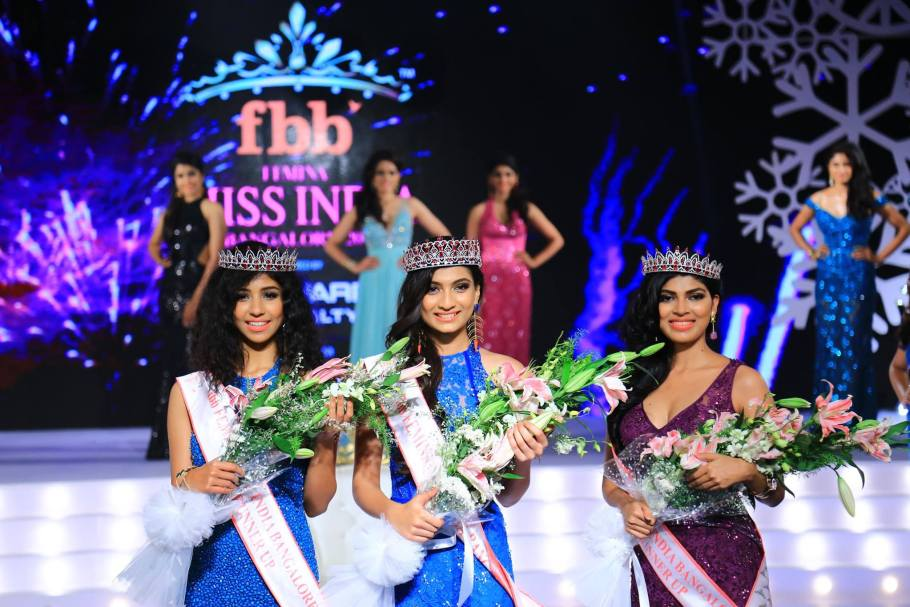 Roshmitha Harimurthy wins Femina Miss India Bangalore 2016