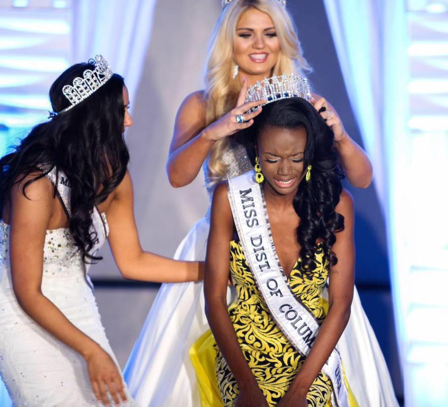 Deshauna Barber will represent District of Columbia at Miss USA 2016 pageant