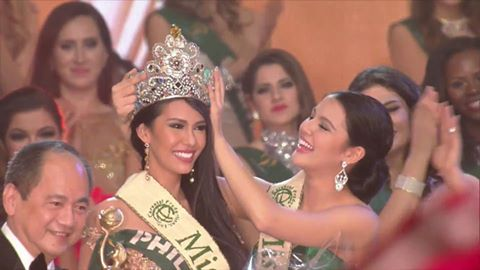 Miss Earth 2015 Results