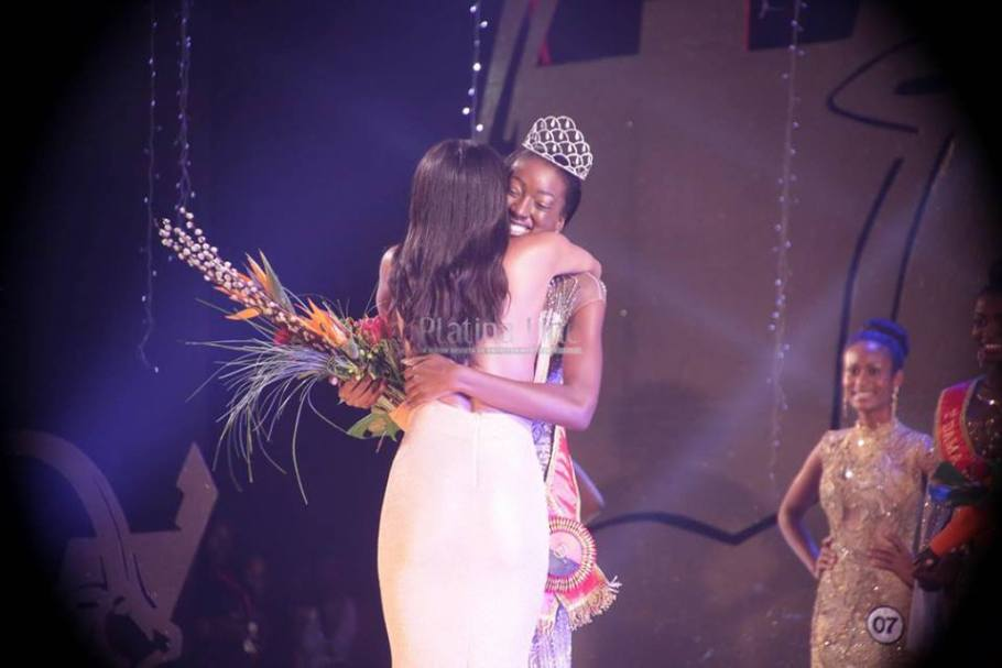 Luisa Baptista is Miss Angola 2016