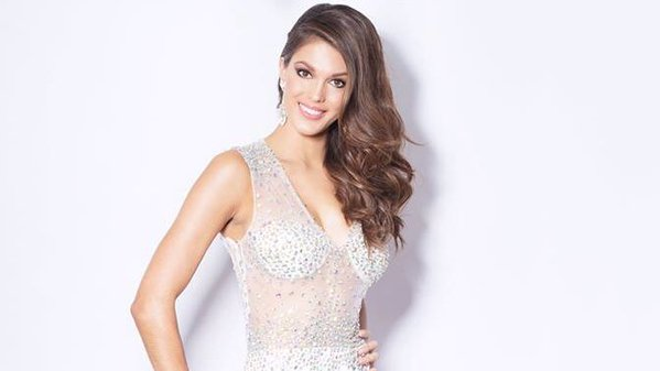 Iris Mittenaere wins the Miss France 2016 pageant
