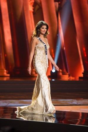 Nena France, Miss Great Britain