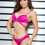 Miss Guatemala-Jeimmy Aburto during Miss Universe 2015 swimsuit portrait