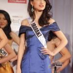 Eriko Kumagai is representing Ibaraki at Miss Universe Japan 2016