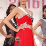 Arika Sakamoto is representing Kagawa at Miss Universe Japan 2016