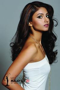Kiran Jassal is Miss Universe Malaysia 2016 contestant