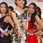Sayaka Nishimura is representing Kochi at Miss Universe Japan 2016