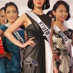 Yu Nakashima is representing Kyoto at Miss Universe 2016