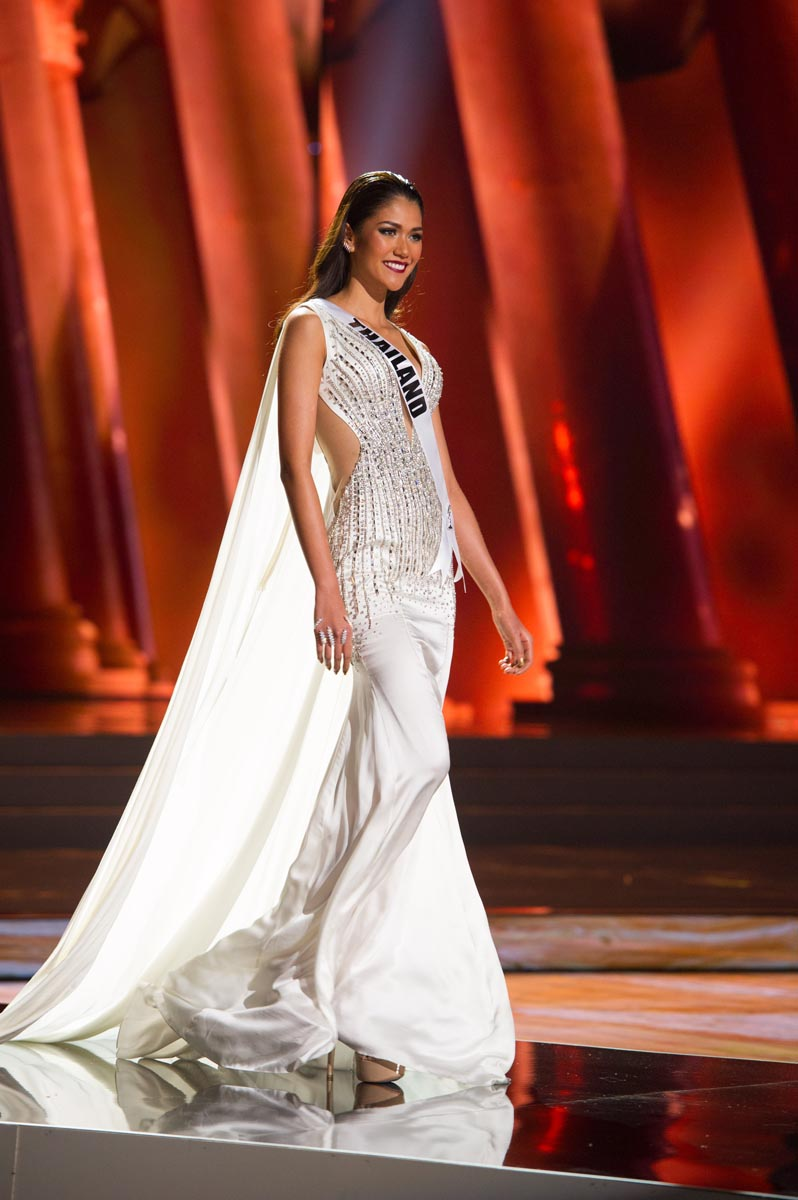 Miss Universe 2015 Preliminary Evening Gown: Top 10 Choices – The ...