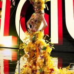 Miss Universe 2015 National Costume