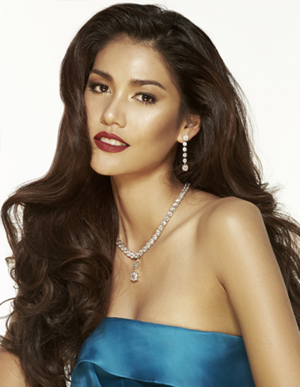 Miss Universe 2015 Asia