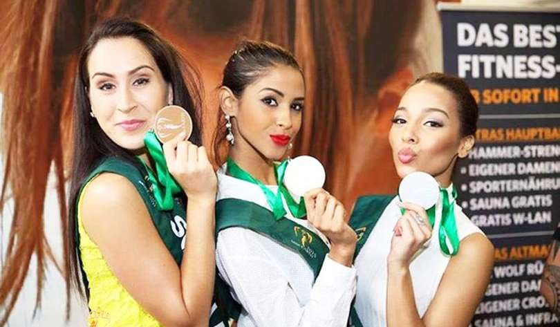 Miss Earth 2015 Sports Winners