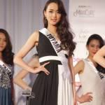 Ayumi Nakazawa is representing Toyama at Miss Universe Japan 2016